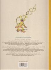 Verso de Marsupilami (Le Soir) -6- Fordlandia