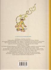 Verso de Marsupilami (Le Soir) -2- Le bébé du bout du monde