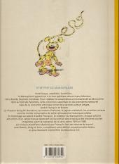 Verso de Marsupilami (Le Soir) -1- La queue du marsupilami
