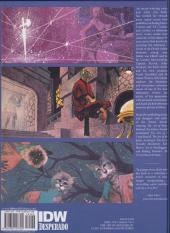 Verso de (AUT) Starlin - The art of Jim Starlin