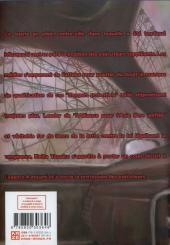 Verso de Freesia -10- Tome 10