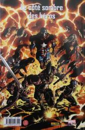 Verso de Dark Avengers (Marvel Deluxe) -1- Les vengeurs noirs