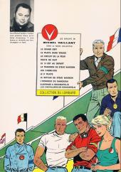 Verso de Michel Vaillant -3b1967- Le circuit de la peur