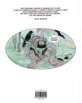 Verso de L'ombre du corbeau - Tome b2012