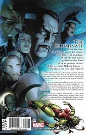 Verso de New Avengers: Illuminati (2007) -INT- Illuminati