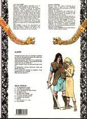 Verso de Thorgal -8a85- Alinoë