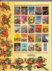 Verso de Iznogoud -13c1997- Je veux être calife à la place du calife
