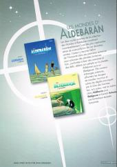 Verso de Aldébaran -1Pub- La catastrophe