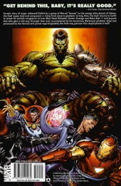 Verso de World War Hulk (2007) -INT- World War Hulk