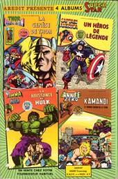 Verso de Kamandi (2e série - Arédit - Artima Color DC Super Star) -1- Kamandi le dernier garçon de la Terre