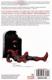 Verso de Ultimate Spider-Man (2009) -INT04- Death of Spider-Man