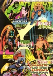 Verso de Kamandi (2e série - Arédit - Artima Color DC Super Star) -4- Kamandi pris au piège