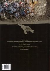 Verso de Templier -1- Dans les murailles de Tyr