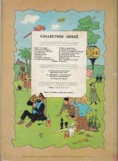 Verso de Tintin (Historique) -2B23- Tintin au congo
