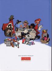 Verso de Spirou et Fantasio -51Pub1- Alerte aux Zorkons