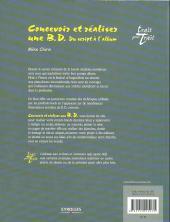 Verso de (DOC) Techniques de dessin et de création de BD - Concevoir et réaliser une B.D.
