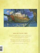 Verso de Shi Xiu Reine des pirates -2- Alliances