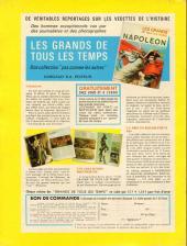 Verso de (Recueil) Pilote (Édition française brochée) -49- Recueil n°49
