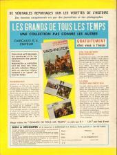 Verso de (Recueil) Pilote (Édition française brochée) -50- Recueil n°50