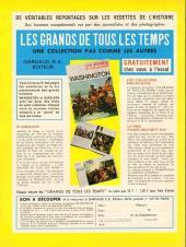 Verso de (Recueil) Pilote (Édition française brochée) -52- Recueil n°52