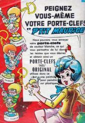 Verso de Frimousse et Frimousse-Capucine -20615- Aventures aux îles
