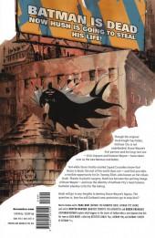 Verso de Batman: Streets of Gotham (2009) -INT1- Hush Money