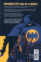 Verso de Batman: Streets of Gotham (2009) -INT2- Leviathan