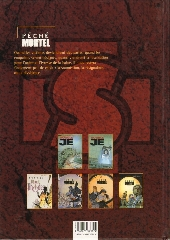 Verso de Péché Mortel -3- Résistances