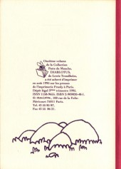 Verso de Diablotus - Tome 11