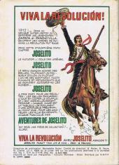 Verso de Long Rifle -27- Ranchero !