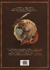 Verso de Questor -2- L'Affaire Atlante