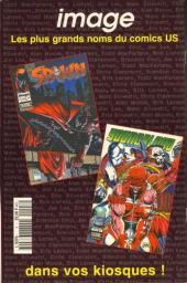 Verso de WildC.A.T.S (Semic 1re série) -3- WildCATS 3