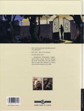 Verso de L'enfant maudit -2- La Marque O