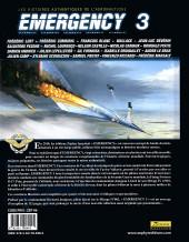 Verso de Emergency - Les Histoires authentiques de l'aéronautique -3- N°3
