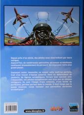 Verso de Patrouilles aériennes acrobatiques -2- Volumes 1 & 2