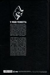 Verso de V pour Vendetta - Tome INTb2012