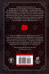 Verso de Grendel: Black, White & Red (1998) -INT- Black, White, & Red