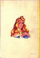 Verso de Votre série Mickey (1re série) -9- La belle au bois dormant