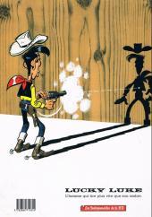 Verso de Lucky Luke -47Ind- Le Magot des Dalton
