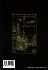 Verso de Sherlock Holmes Story (The) -1- Volume 1