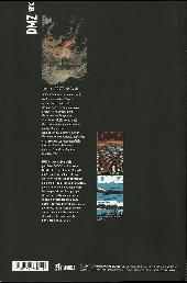 Verso de DMZ -10- Porté disparu