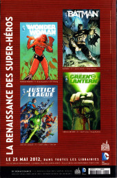 Verso de DC Saga -1- La renaissance des super-héros DC