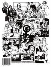 Verso de Les chroniques mauves - Les chroniques mauves (1950-2011)