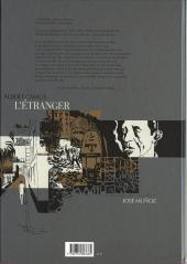 Verso de (AUT) Muñoz -4- L'Étranger