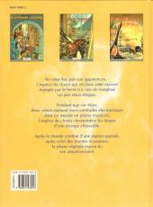 Verso de Tropique des étoiles -4- Le Réveil des Poussières