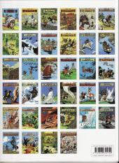 Verso de Yakari -1e2009- Yakari et Grand Aigle
