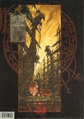 Verso de Requiem Chevalier Vampire -3- Dracula
