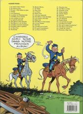 Verso de Les tuniques Bleues -31b02- Drummer boy