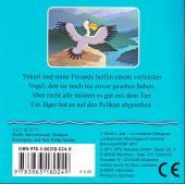 Verso de Yakari (en allemand) -HS- Der verirrte pelikan