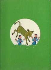 Verso de Bécassine -17c1970- Bécassine fait du scoutisme